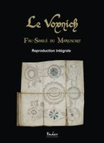 Couverture Manuscrit de Voynich