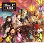 Pochette Bravely Default Drama CD ~Reunion Festival~ (OST)