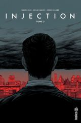 Couverture Injection, tome 2
