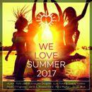 Pochette We Love Summer 2017