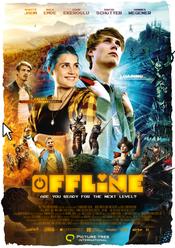 Affiche Offline - La vie n'est pas un niveau bonus