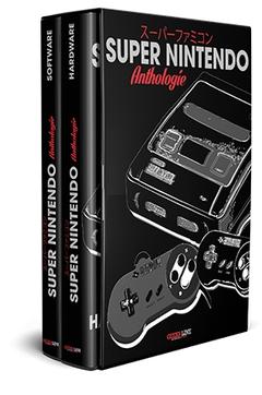 Couverture Anthologie Super Nintendo