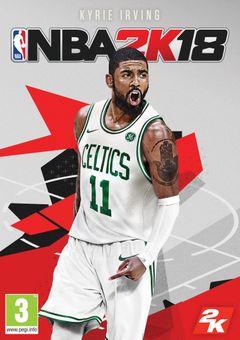 Jaquette NBA 2K18