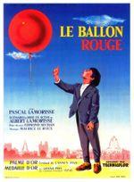 Affiche Le Ballon rouge