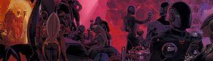 Cover Dystopie Retro-Futuriste en musique