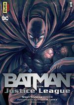 Couverture Batman & the Justice League, vol. 1