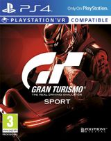 Jaquette Gran Turismo Sport