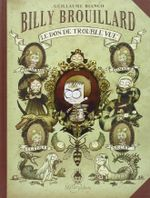 Couverture Billy Brouillard, le don de trouble vue