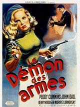 Affiche Le Démon des armes