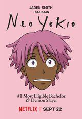 Affiche Neo Yokio