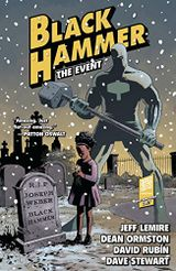 Couverture Black Hammer, tome 2