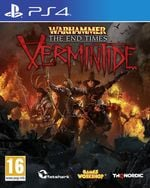 Jaquette Warhammer : The End Times - Vermintide