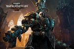 Jaquette Warhammer 40,000 : Inquisitor - Martyr