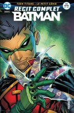 Couverture Teen Titans : Le petit génie - Récit complet Batman, tome 3