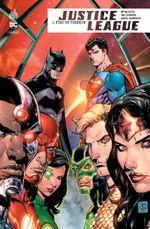 Couverture Etat de terreur - Justice League (Rebirth), tome 2