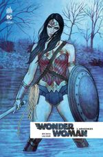 Couverture Mensonges - Wonder Woman (Rebirth), tome 2