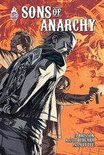 Couverture Sons of Anarchy - Tome 4