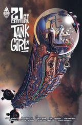 Couverture Tank Girl : 21st Century