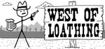 Jaquette West of Loathing
