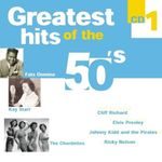 Pochette Greatest Hits of the 50's