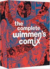 Couverture The Complete Wimmen's Comix
