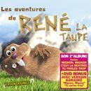 Pochette Les aventures de René La Taupe
