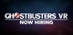 Jaquette Ghostbusters is Hiring : Firehouse