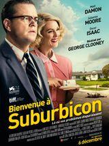 Affiche Bienvenue à Suburbicon