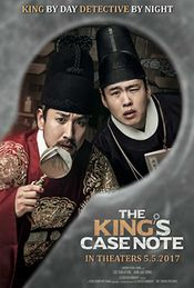 Affiche The King's Case Note