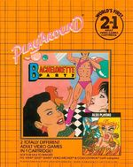 Jaquette Bachelorette Party
