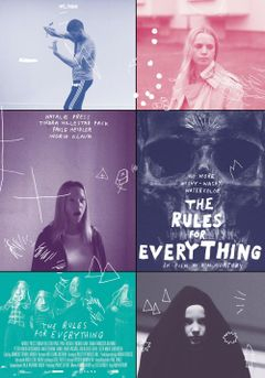 Affiche The Rules for Everything
