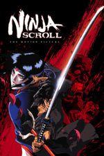 Affiche Ninja Scroll