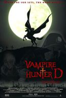 Affiche Vampire Hunter D : Bloodlust