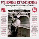 Pochette Un homme et une femme : Les plus grandes chansons d'amour