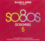 Pochette Blank & Jones Present So80s (SoEighties) 5