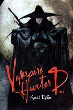 Affiche Vampire Hunter D : Chasseur de vampires