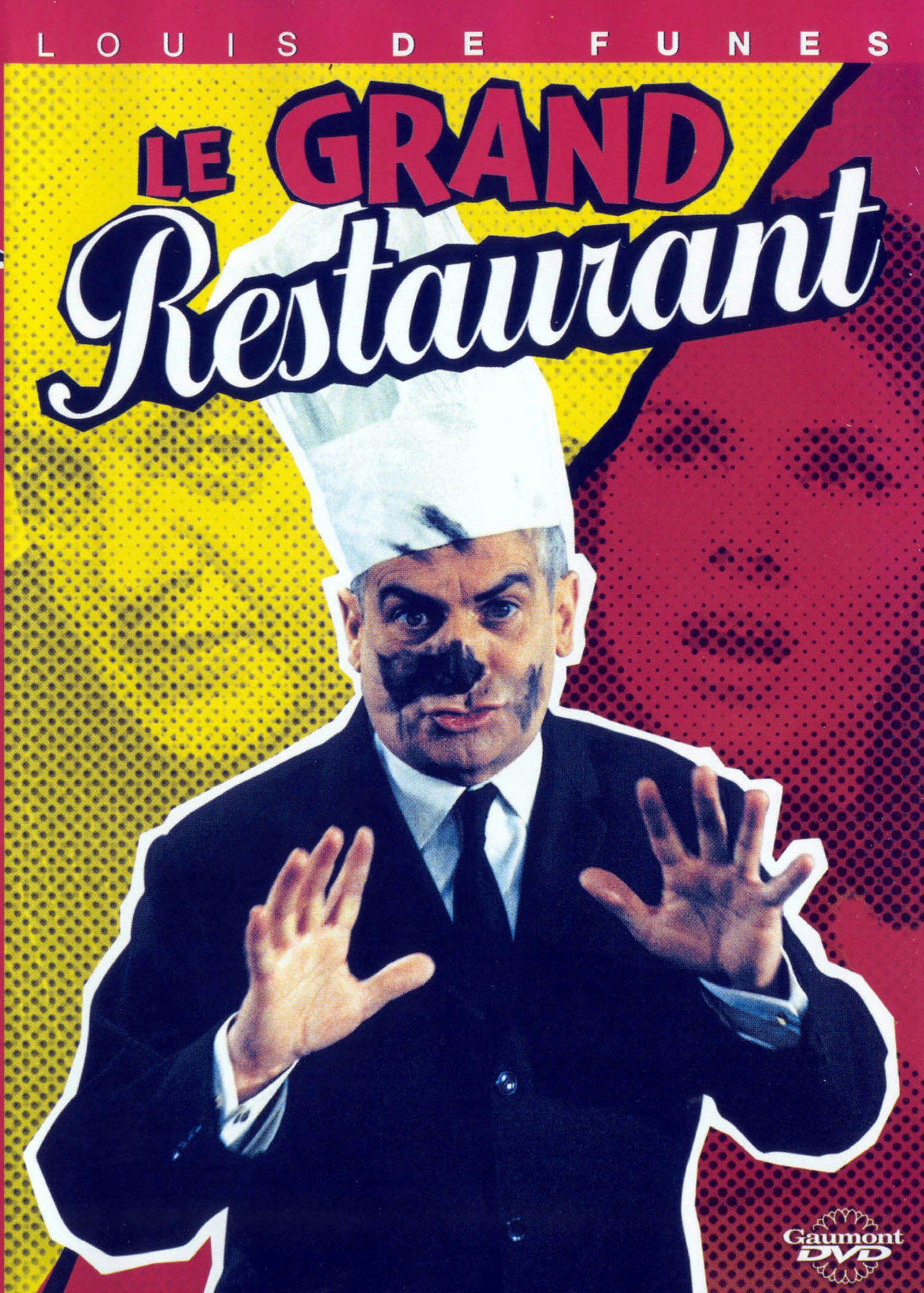 affiches posters et images de le grand restaurant 1966. Black Bedroom Furniture Sets. Home Design Ideas