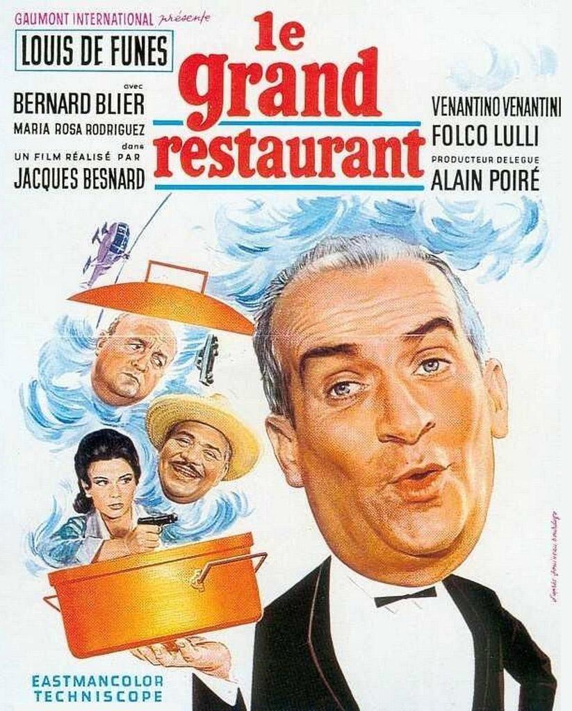 Le Grand Restaurant Film Complet Louis De Funes