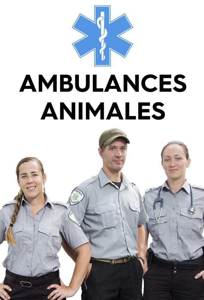 Ambulances Animales   S01  complète