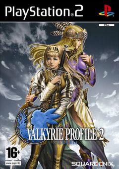 Jaquette Valkyrie Profile 2 : Silmeria