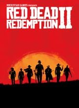 Jaquette Red Dead Redemption II