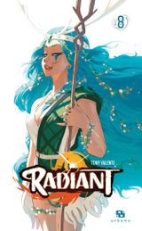 Couverture Radiant, tome 8