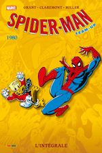 Couverture 1980 - Spider-Man Team-Up : L'intégrale, tome 7
