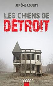 Couverture Les chiens de Détroit