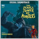 Pochette The Deadly Tower of Monsters Original Soundtrack (OST)