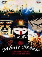 Affiche Manie Manie : Les Histoires du labyrinthe