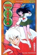 Couverture Inuyasha, Tome 01