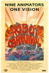 Affiche Robot Carnival