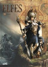 Couverture Alyana - Elfes, tome 18