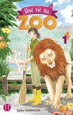 Couverture Une vie au zoo
